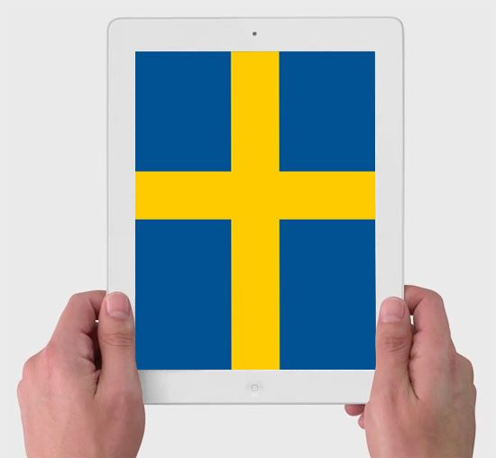 Den nya iPad 3 kommer att börja säljas i Sverige den 23:e Mars!