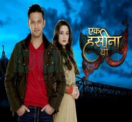 Ek Haseena Thi 25th December 2014 HD Video Watch Online | Freedeshitv.co - Entertainment,News and TV Serials