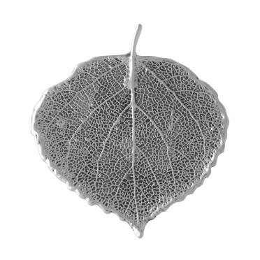 Skeleton Leaf Metal