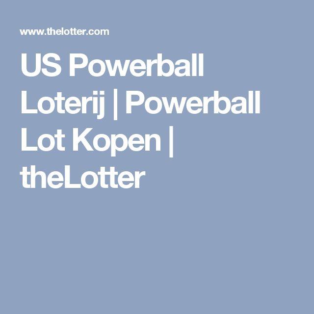 Powerball Lot Kopen