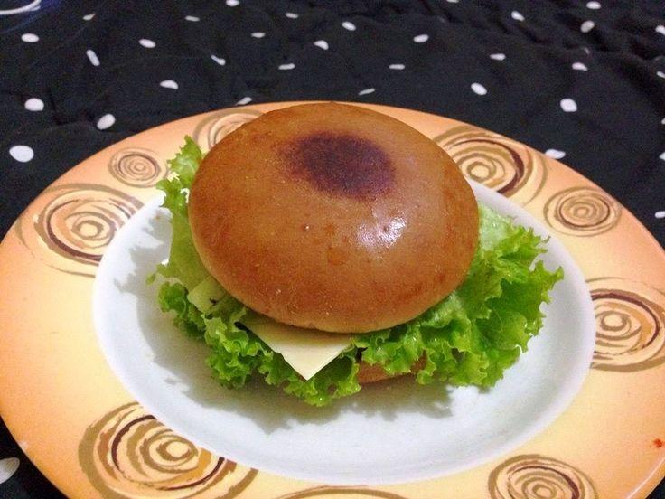 Kuih M@reth@: Burger Daging Keju