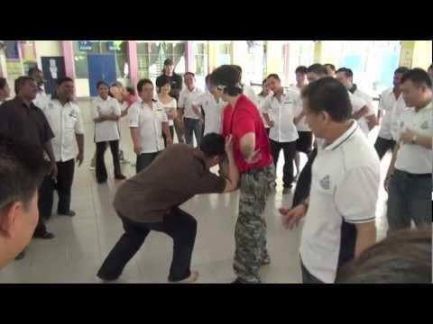 Community Self Defense Course