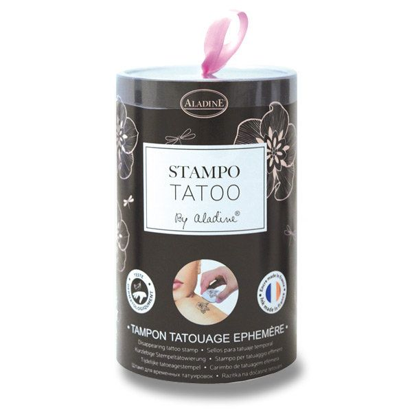 Tetovací razítka / Stampo Tatoo http://activacek.cz/produkt/tetovaci-razitka-stamto-tatoo-romance-5652/