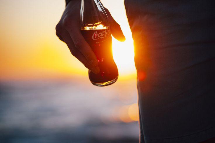 Coca Cola Bottle by Daniel Cramer #cocacola #mood #sun #photography