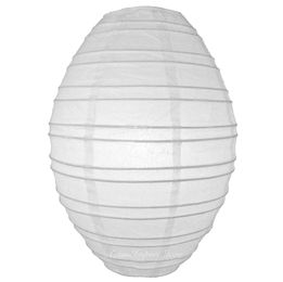 White Kawaii Paper Lantern