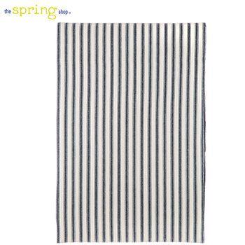 Blue & Ivory Striped Table Runner   Hobby Lobby   5835160