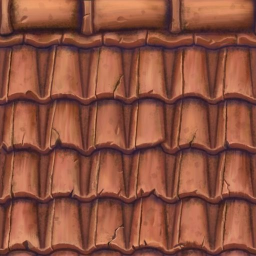 Image result for hand painted roof texture