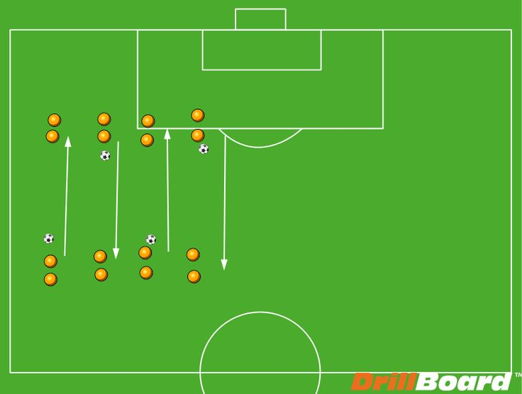 39 best soccer drills images on pinterest soccer coaching soccer soccer practise simple running with the ball exercise this drill is a very easy drill fandeluxe Gallery