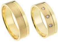 Top gouden ringen met diamanten