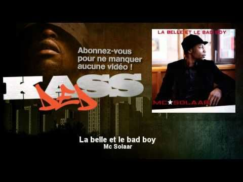 ▶ MC Solaar - La belle et le bad boy - Kassded - YouTube
