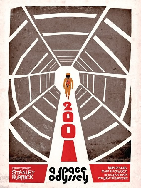 '2001: A Space Odyssey' Fan-Art