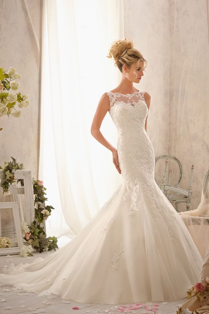 Wedding dresses for slim figures   best wedding dresses images on Pinterest  Wedding bridesmaid
