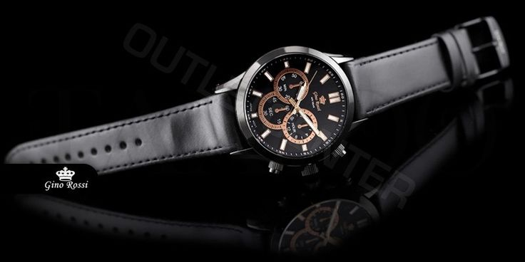 Pánské hodinky - Gino Rossi, Choopard, elegantní