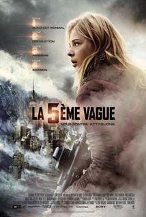 La Cinquième Vague en Streaming HD [1080p] gratuit en illimité - Quatre vagues d'attaques, chacune plus mortelle que la précédente