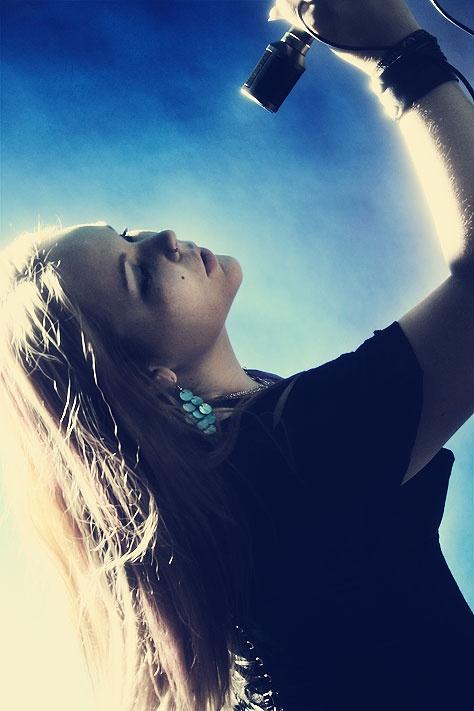 Rock Like A Star by *JessicaBader on deviantART