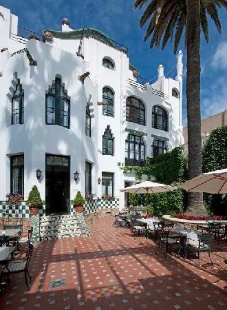 Hotel Diana, Tossa de Mar. Best place to stay by far!