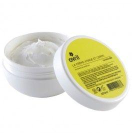 Crema bio 2 in 1 cu unt de shea, aloe vera si vit. E 200 ml