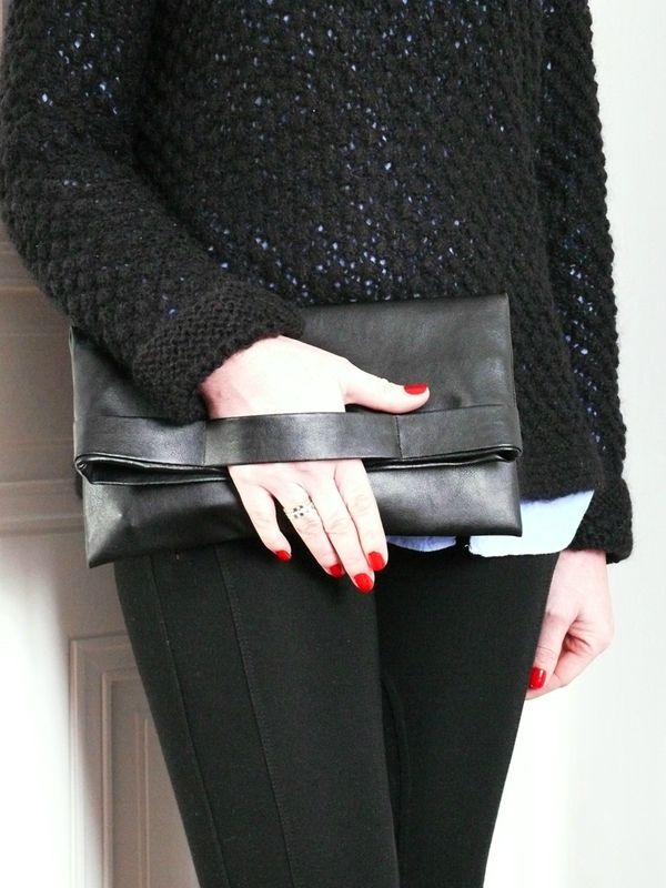 Pochette Similicuir by Bee Made