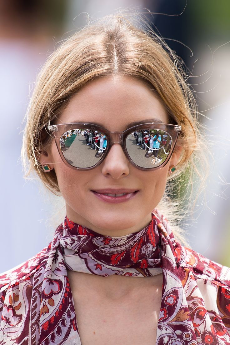 The It-Girl Guide to Summer Sunglasses | StyleCaster