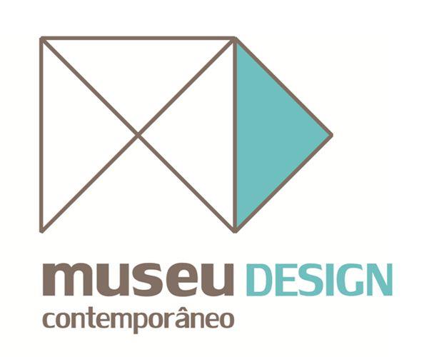 Logo para o Museu do Design Contemporâneo, SP (trabalho acadêmico Pós-SENAC) | Graphic Design by Priscila Meireles