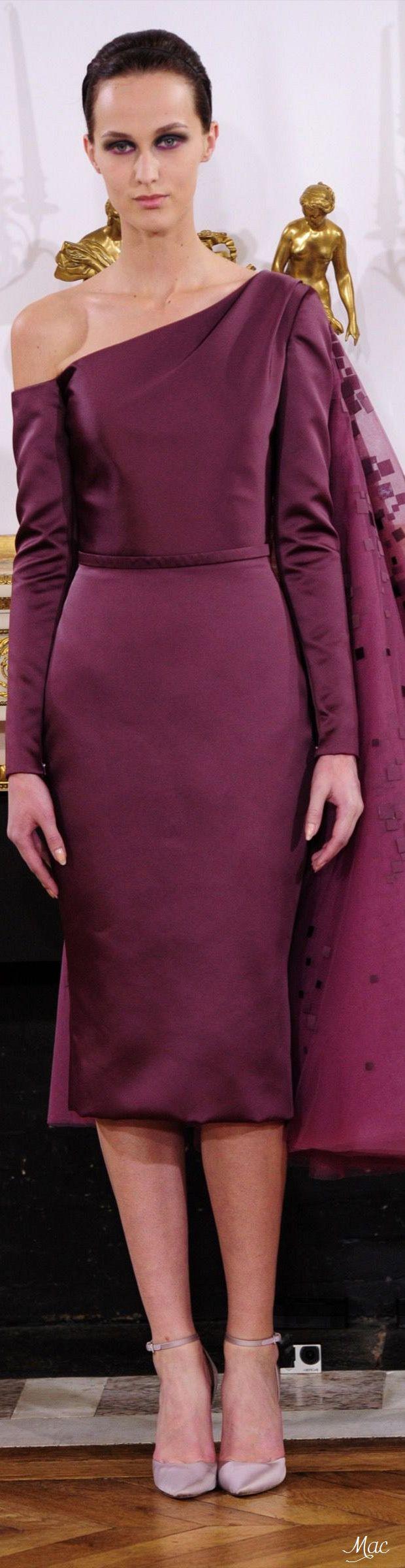 Fall 2016 Haute Couture - Rami Al Ali