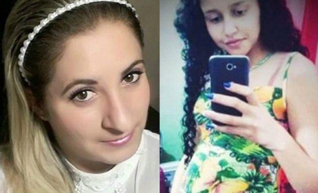 Una ragazza di 15 anni, incinta di otto mesi, è stata pugnalata e il bambino che portava in grembo le è stato strappato da una donna che lo voleva per sé.