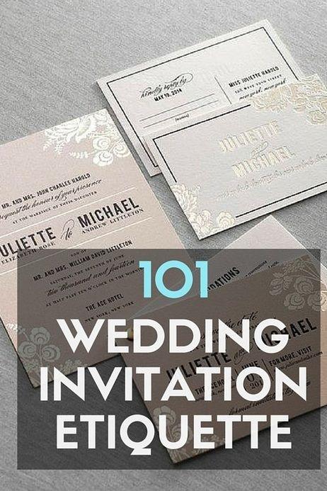 37 best invitation tips guidelines images on pinterest for Wedding invitation stuffing etiquette