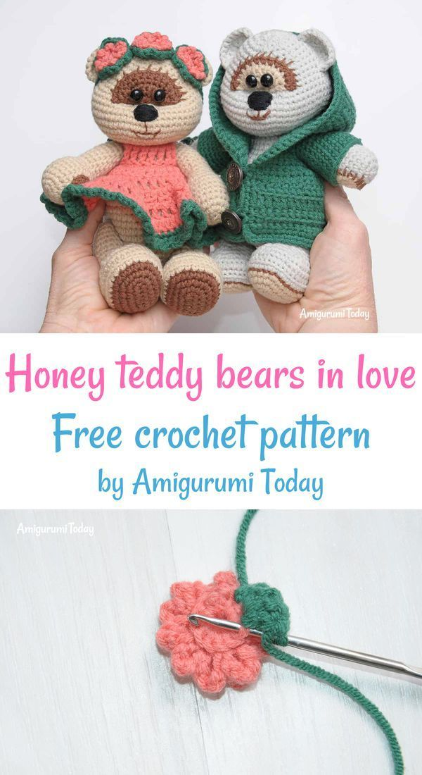 Amigurumi Today - Page 2 of 11 - Free amigurumi patterns and ... | 1100x600