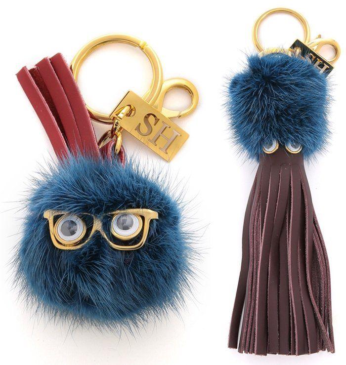 8 Bag Charms More Budget-Friendly Than the Fendi Bag Bug