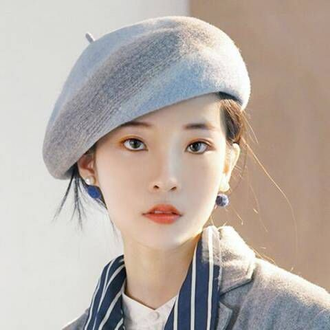 7863cc20 Pin by Monica Ho on Hat in 2019 | Hats, Wool berets, Beret
