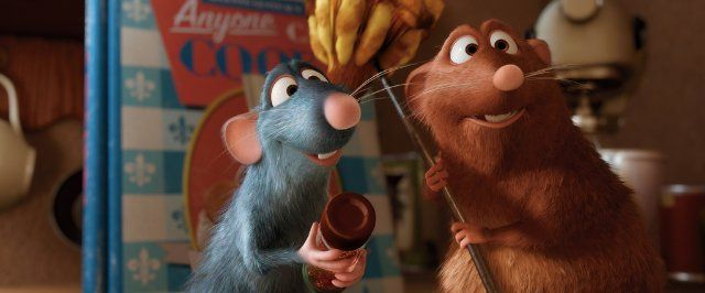 REMY & EMILE ~ Ratatouille