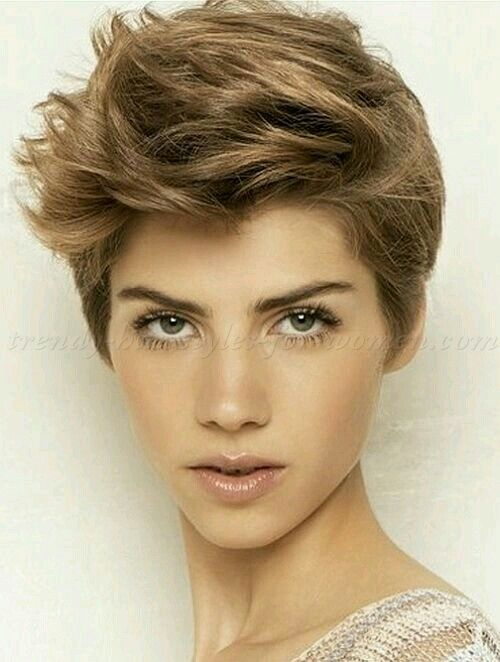 Sensational 1000 Images About Hairstyles I Love On Pinterest Longer Pixie Short Hairstyles Gunalazisus