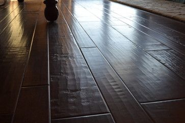 Hand Scraped Flooring Design Ideas, Pictures, Remodel, and Decor - page 3