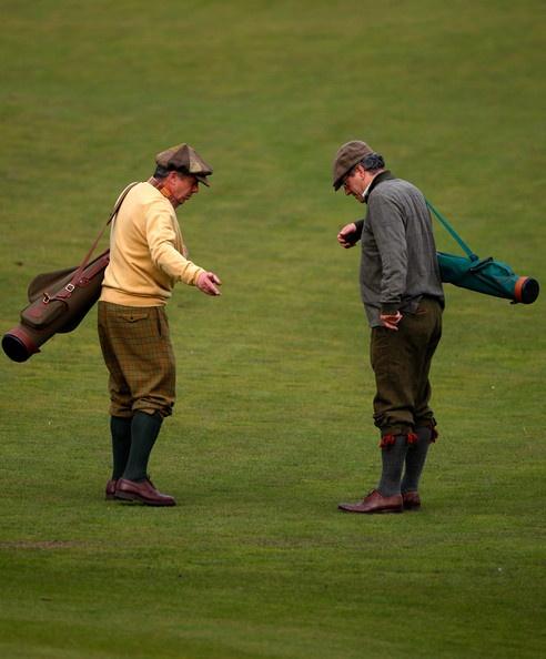 World Hickory Golf Open Championship Gets Underway
