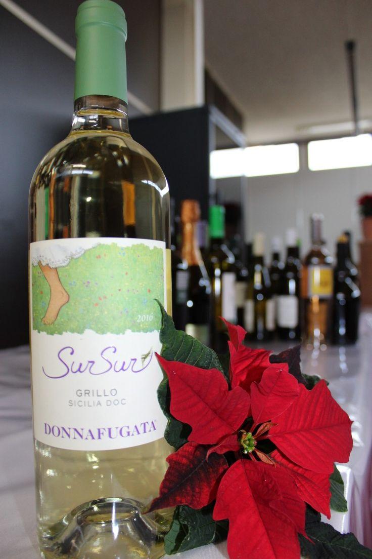 Dégustation de vins chez SVR Vins Crissier #vinsitaliens #donnafugata #sicilywine #vinsblancs 🍷🍷