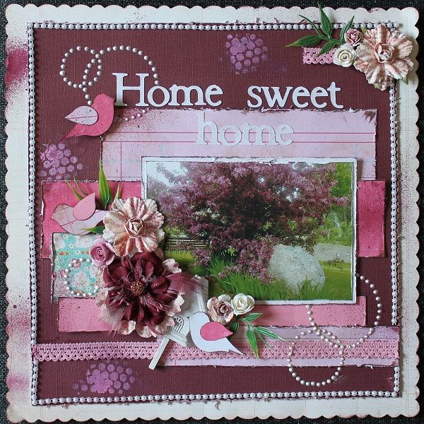 Nienna - kit Clean and simple de Webster's pages - Art du scrapbooking