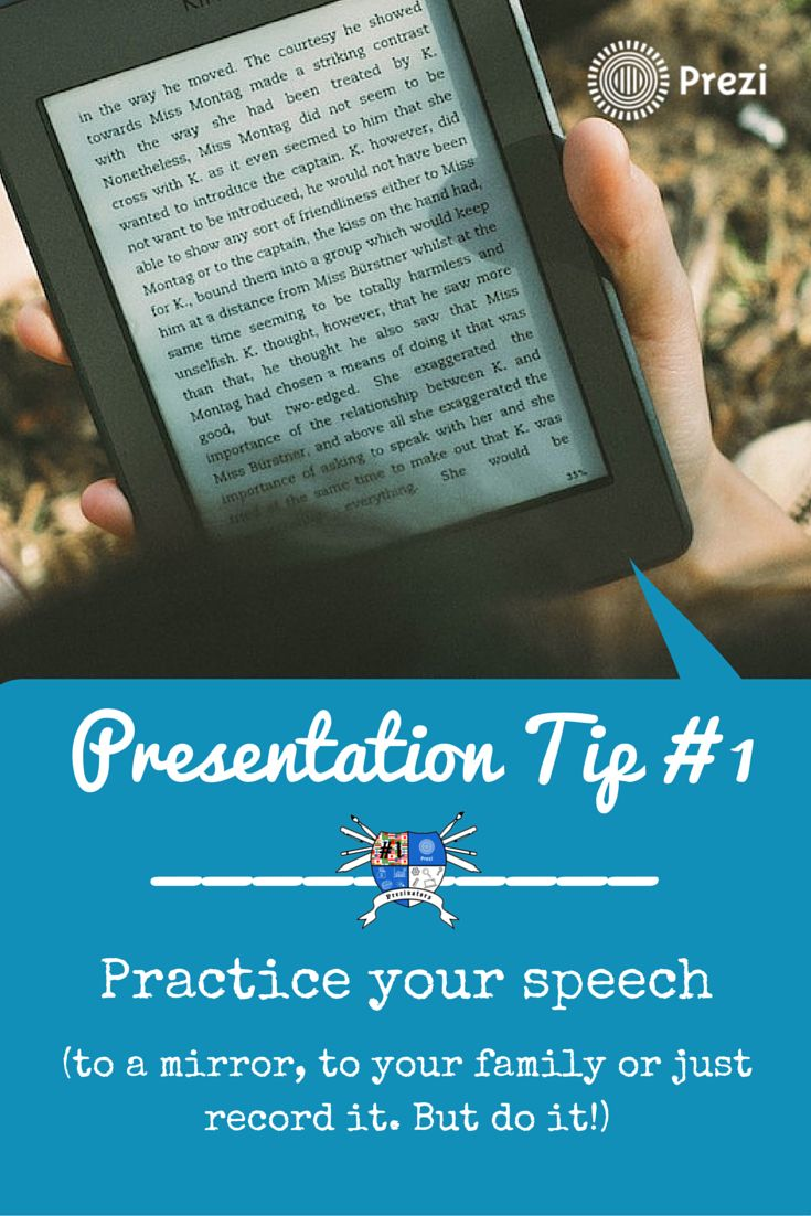 Does it sound good? Does your message come across? Is it simple and catchy? Go get them! #presentation #publicspeaking #PreziFTW https://www.youtube.com/watch?v=aDsucrfC37U