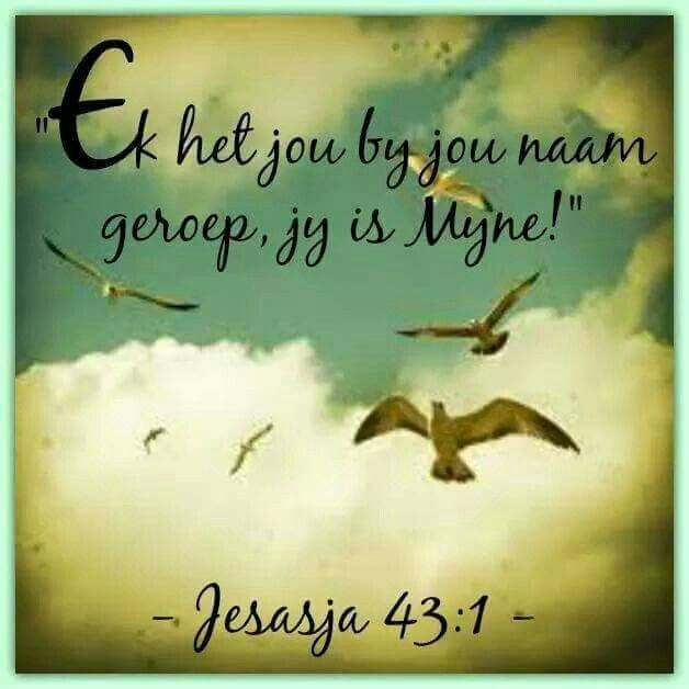 Jesaja 43:1