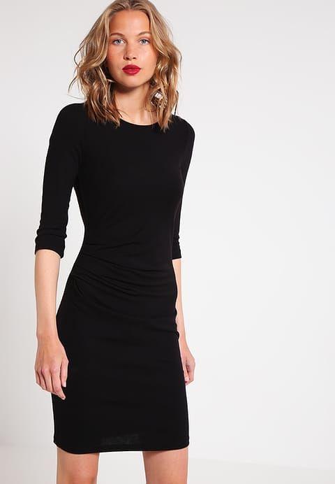 Bestill  Vila VINIMAS - Jerseykjole - black for kr 239,00 (05.08.17) med gratis frakt på Zalando.no