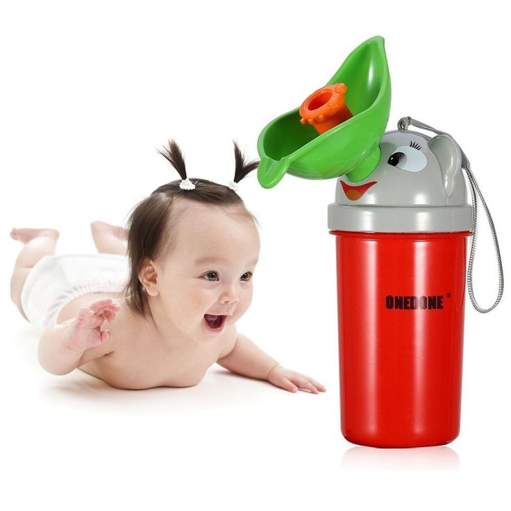 Training Travel Toddler Toilet Portable Urinal Baby Girl Potty Emergency Camping #Onedone
