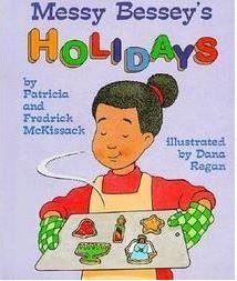 In the book, Messy Bessey's Holidays, Bessey wants to make holiday cookies to give as presents to her friends. Students learn the factors of production, natural resources, human resources and capital resources (capital goods); as well as the intermediate goods used in making cookies. As assessment of knowledge, students classify factors of production and intermediate goods. (Book written by Patricia and Fredrick McKissack / ISBN: 0-516-26476-1)
