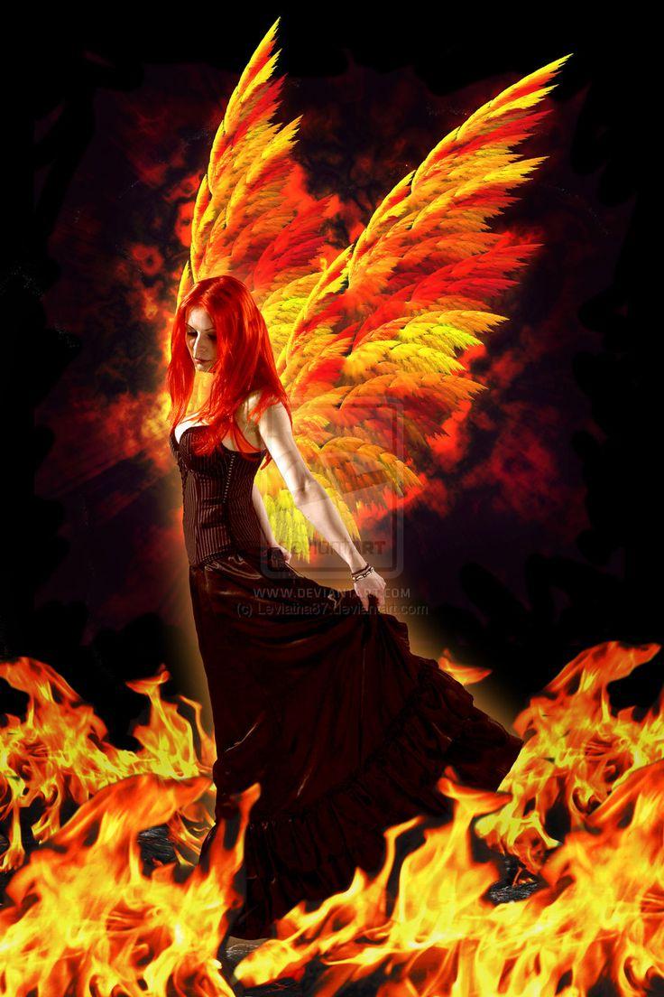 Fire Fairies - Bing Images