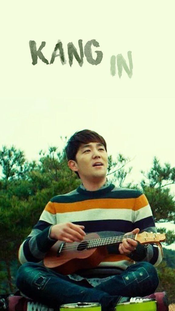 Kangin - Super Junior