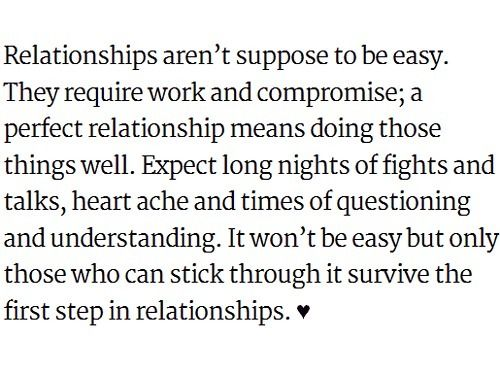 do relationship require compromises and adaptation Love is blind, but i'm not crazy: 8 things i will never compromise for a relationship.