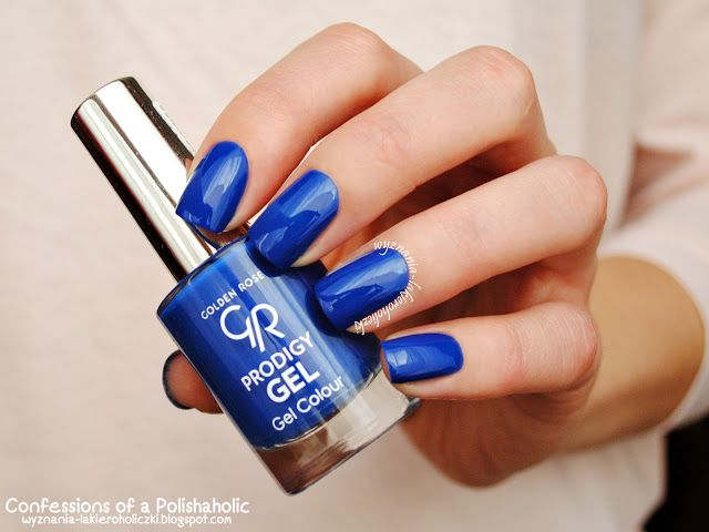 Confessions of a Polishaholic: Golden Rose Prodigy Gel Duo 7