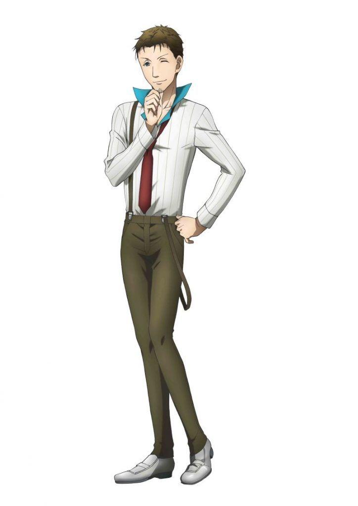 """Jiro (VA: Daisuke Namikawa)"" Anime Hakata Tonkotsu Ramens"