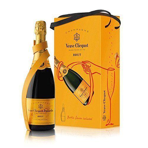 Veuve Clicquot – Bootle Holder: Veuve Clicquot brut Carte jaune dans son coffret Bottle Holder. Tout le monde l'attendait !Enfin, voici le…