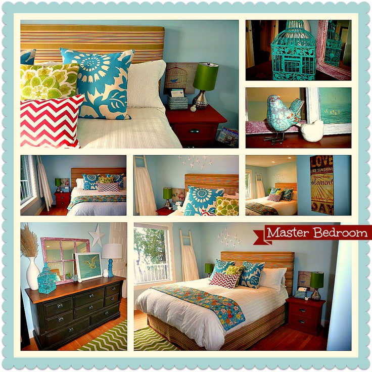 Master Bedrooms, Colors And Robin Egg Blue