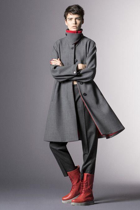 Giorgio Armani   Pre-Fall 2014 Collection   Style.com