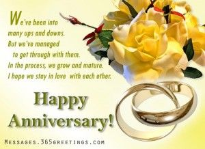 happy-anniversary-wishes-images - Messages, Wordings and Gift Ideas